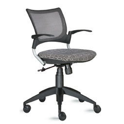 9to5 Bella Mesh Back Task Chair   $240