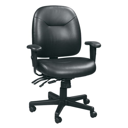 Eurotech 4x4le Leather Task Chair   $656