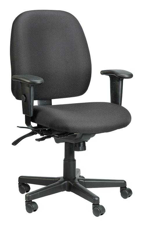 Eurotech 4x4 Fabric Task Chair   $546