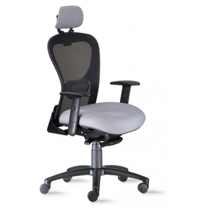 9to5 Strata High-Back Executive Chair with Headrest   $665
