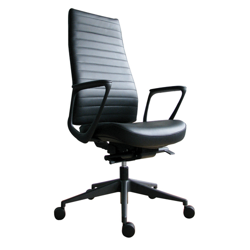 Eurotech Frasso High-Back Leather Executive Chair   $951