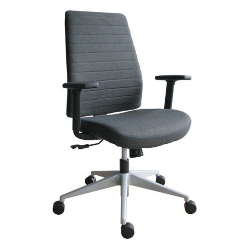 Eurotech Frasso Mid-Back Fabric Executive Chair   $722