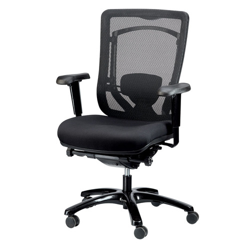 Eurotech Monterey Mesh/Fabric Executive Chair   $840