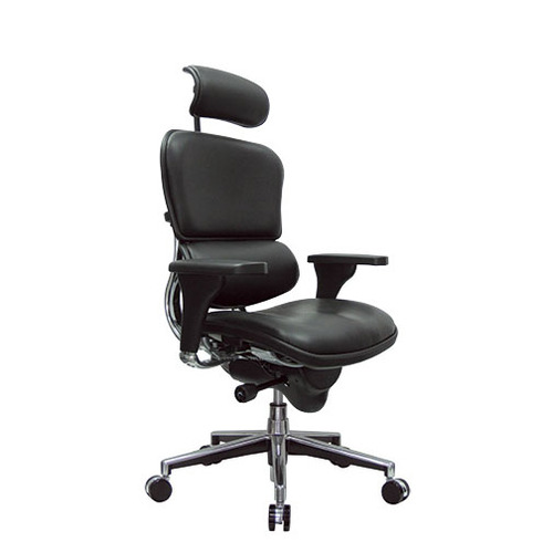 Eurotech ErgoHuman Leather Mid-Back Executive Chair   $1,329