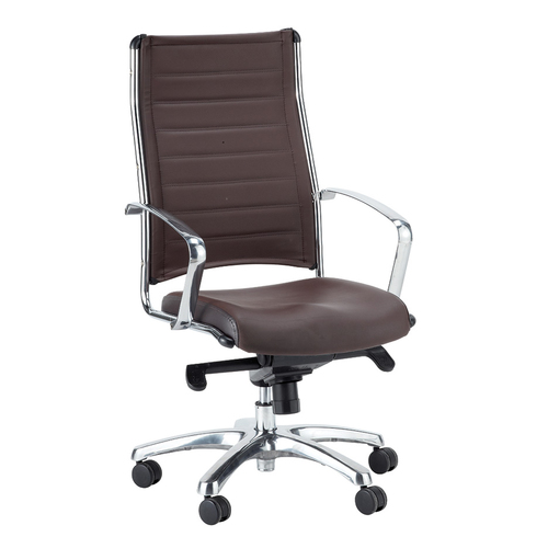 Eurotech Europa Leather Conference Chair   $467