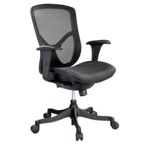 Eurotech Fuzion Basic Mid-Back Executive Chair   $793