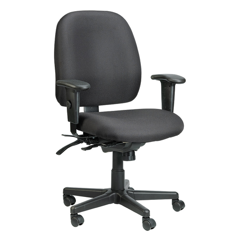 Quick Overview   The Eurotech 4x4 is an economical, yet comfortable series of chairs that provide all-day comfort with its molded contoured cushions and ergonomic features.