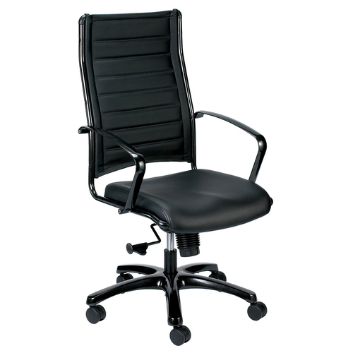 Quick Overview   A superb executive chair, upholstered in soft Eco Leather, the Pembroke incorporates mattress spring technology in the seat cushion providing hugging lumbar support for a uniquely comfortable feel.