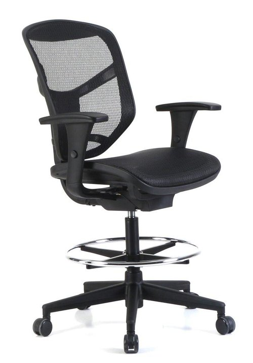 Eurotech Apollo Drafting Stool   $495