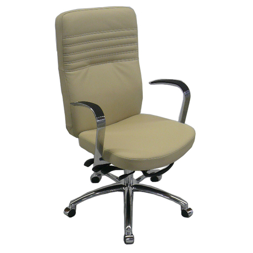 Quick Overview   The Venus series offers a classic look with three disctint styles and five seam choices just for the backrest! An exhaustive choice of arms, casters, an integrated lumbar support and adjustable seat height are just a few of the features that make this series a favorite in conference room applications.