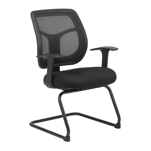 Quick Overview   The Apollo is a perennial favorite, combining value, comfort and quality, and featuring a breathable, color-coordinated mesh back that matches the comfortably contoured and padded waterfall seat.