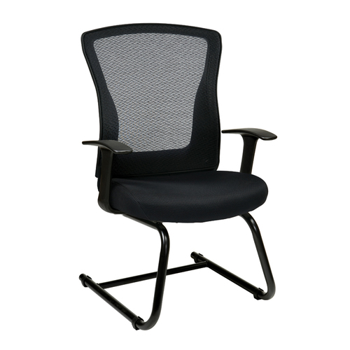 OFD Space It Guest Chair with Sled Base   $445