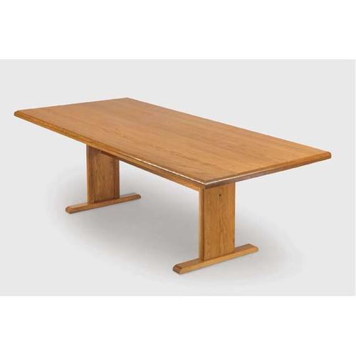 """Lesro Trestle Base 60"""" Rectangular Table   746.00"""