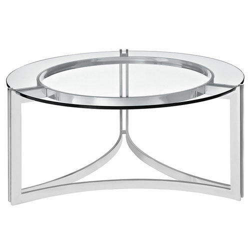 Modway Signet Stainless Steel Coffee Table   282.00