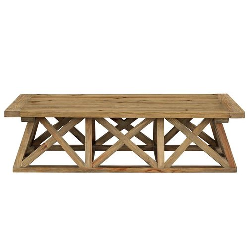 Modway Camp Wood Coffee Table   788.00