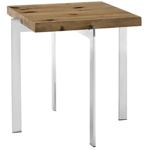Modway Diverge Wood Side Table   356.00