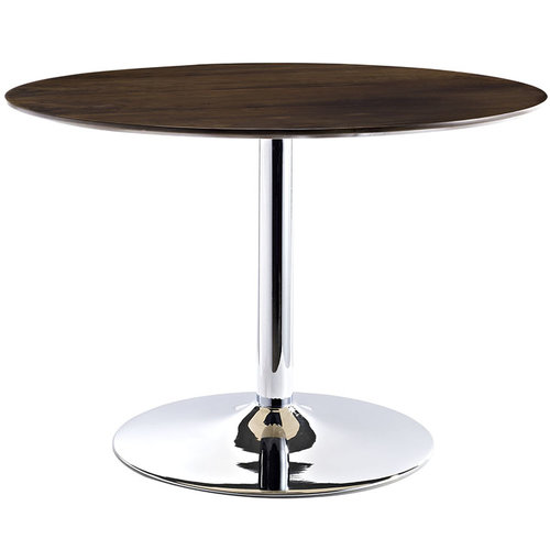Modway Rostrum Wood Top Dining Table   299.00