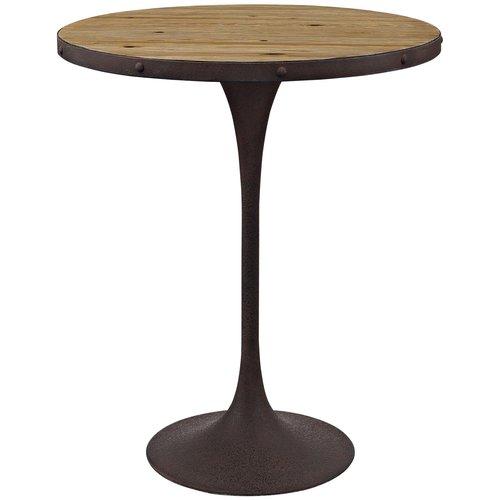 Modway Drive Wood Bar Table   748.00