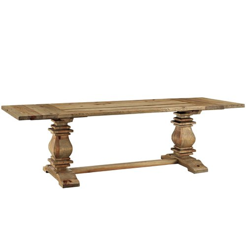 Modway Rise Extendable Wood Dining Table   1,223.00
