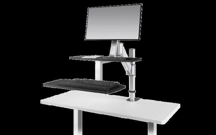 ESI Climb Sit-to-Stand Workstation   444.00