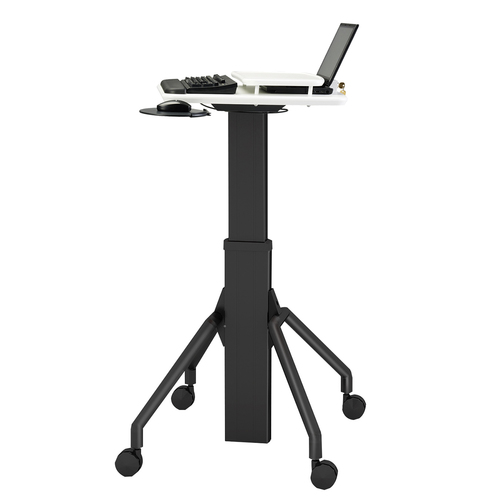 Rightangle Gas Assisted Workstation with Laptop Mount   972.00