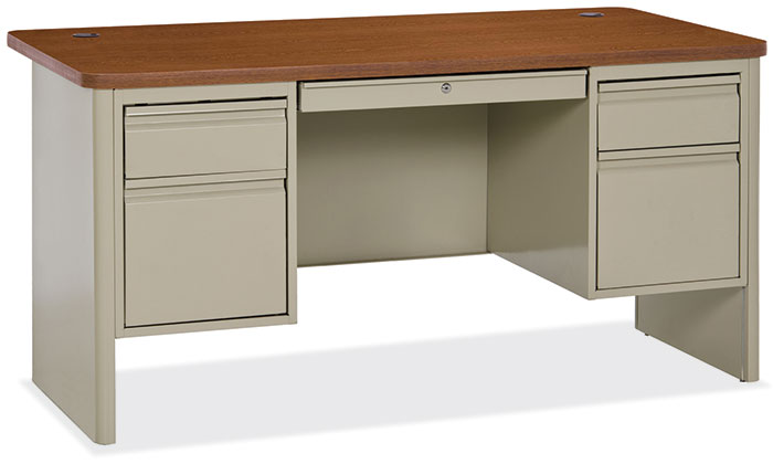 COE 700 Series Double Pedestal Desk   1,819.00