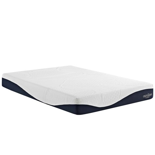 "Modway Caroline 10"" Queen Memory Foam Mattress"