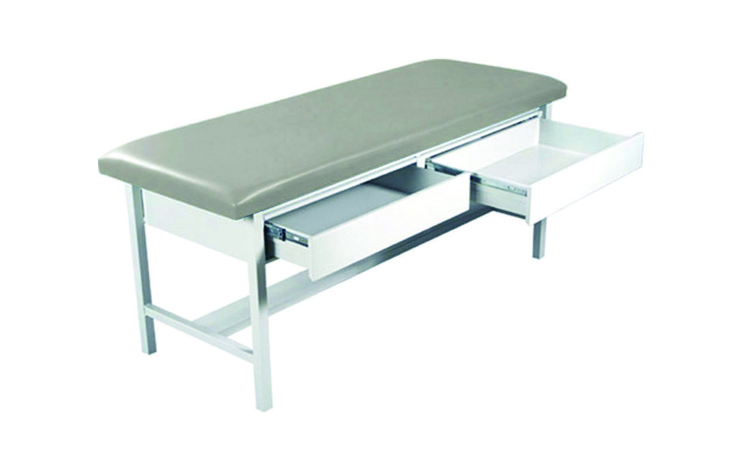 LEGACY Encompass H-Base Treatment Table with Two Drawers   1,360.00