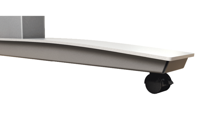 ESI Height Adjustable Table Casters   36.00