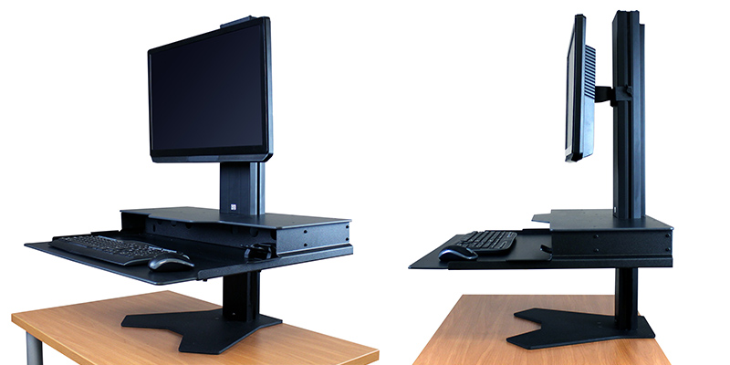 Rightangle Hover Helium Sit-to-Stand Desktop   1,124.00