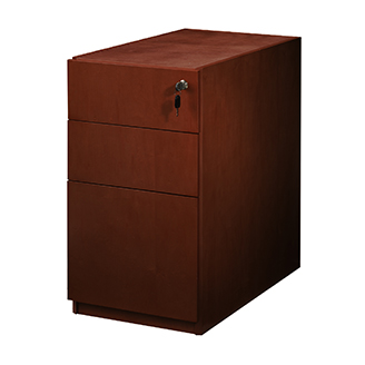 "Mayline Luminary Box-Box-File Pedestal For 30"" Desk   588.00"