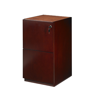 "Mayline Luminary File-File Pedestal For 30"" Desk   588.00"