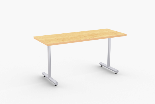 Overview   Our best selling table, Kingston features the simplicity, function and flexibility required in a fast paced office environment. Numerous options and shapes allow for quick and easy reconfiguration for any size room.