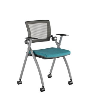 Quick Overview   For effective training, meeting, learning, and whatever else you need to do, Stow lets it happen with comfort and convenience. Stow chairs nest together for easy storage. With clean lines and outstanding fit and finish, Stow delivers a sophisticated, dynamic multi-purpose chair at an outstanding price.