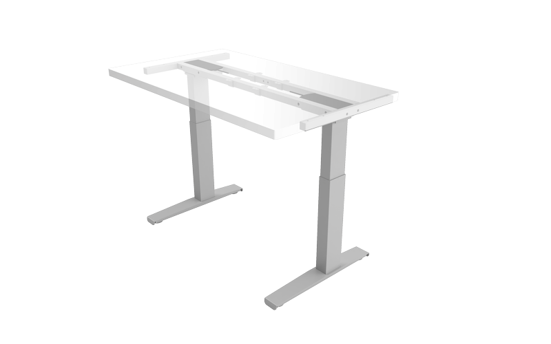Quick Overview   Electric table base.  Form meets function, the Triumph-LX™ features simple, clean lines that blend with any office design.  Available base finishes: silver - SLV, black- BLK (LT), white - WHT (LT)