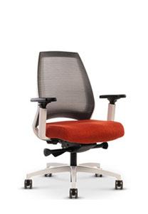 Via 4u Extra Comfort Mesh Back Chair