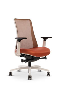 Via Natural Copper Mesh Chair