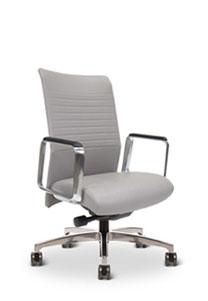 Via Proform Parallel Stitch High Back Chair
