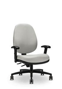 Via Terra   High Back Chair