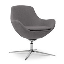Via Comet lounge chair