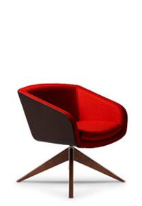 Via Edge Lounge Chair