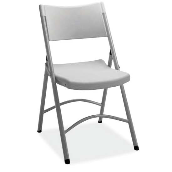 COE Plastic Blow-Molded Folding Chair   103.00