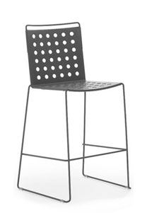 Via Splashair Stackable Stool