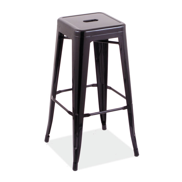 "COE 30""H Backless Indoor or Outdoor Industrial Barstool"