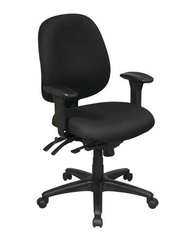 OFD Task It Multi Function Ergonomic Chair with Ratchet Back   $475