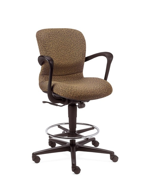 United Chair Brylee Waterfall Seat Stool   $798