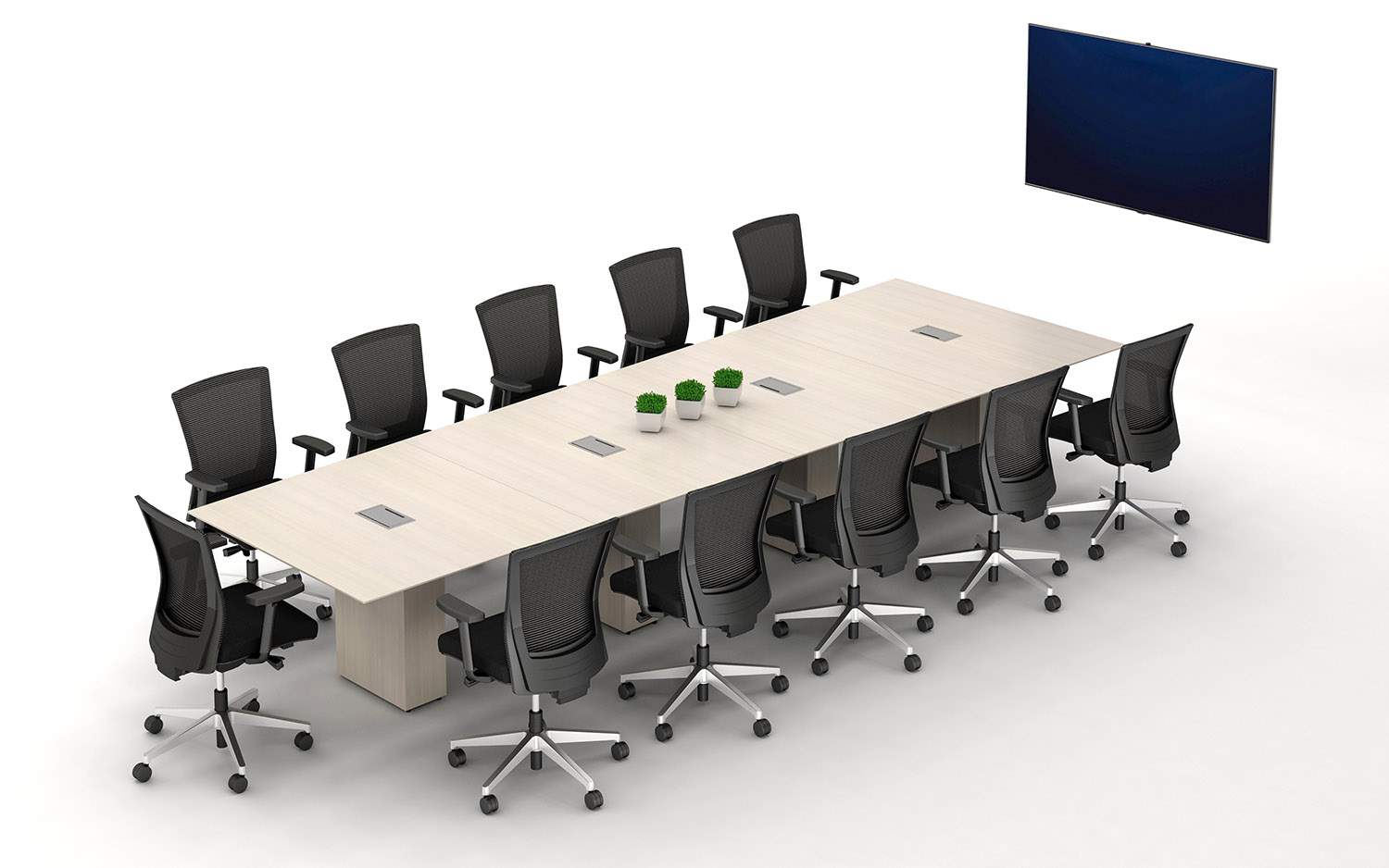 AIS Calibrate Conference 4-base, Powered Tapered Table