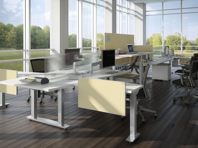 AIS Aloft Adjustable Height Table