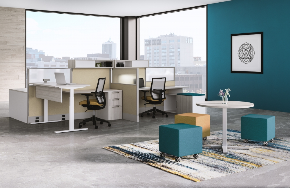 AIS Height Adjustable Table with Divi