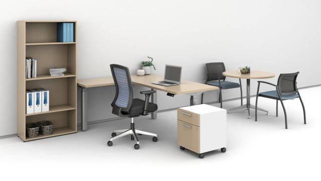 AIS Calibrate Casegood Small Private Office